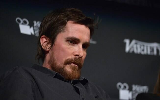 O ator Christian Bale