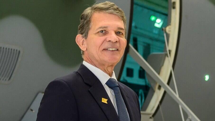 Joaquim Silva e Luna foi nomeado para a presidência da estatal em março