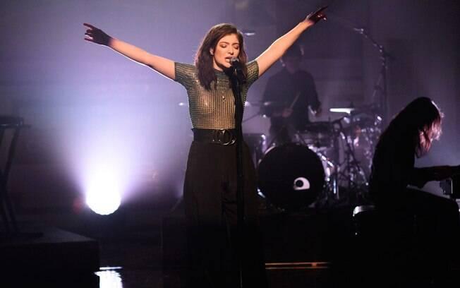 A cantora Lorde foi uma das artistas a cancelarem shows em Israel depois de entrar em contato com a narrativa do BDS