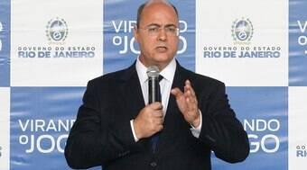 """Witzel diz que processo que o afastou teve """"dedo do Bolsonaro"""""""