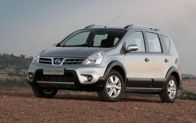Nissan Livina XGear