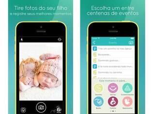 Novidade para iOS, BeeBaby é gratuito e permite que pais e mães criem uma linha do tempo com fotos dos principais momentos dos seus filhos