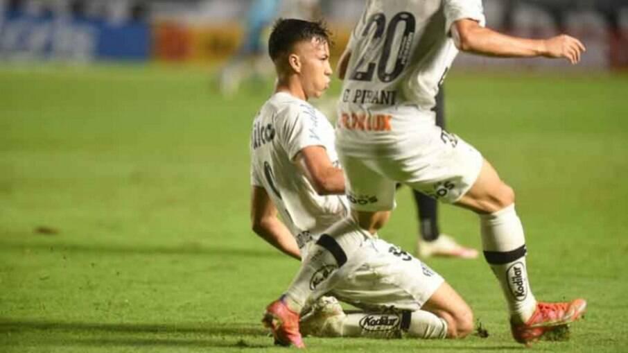 Santos encara o Cianorte pela Copa do Brasil