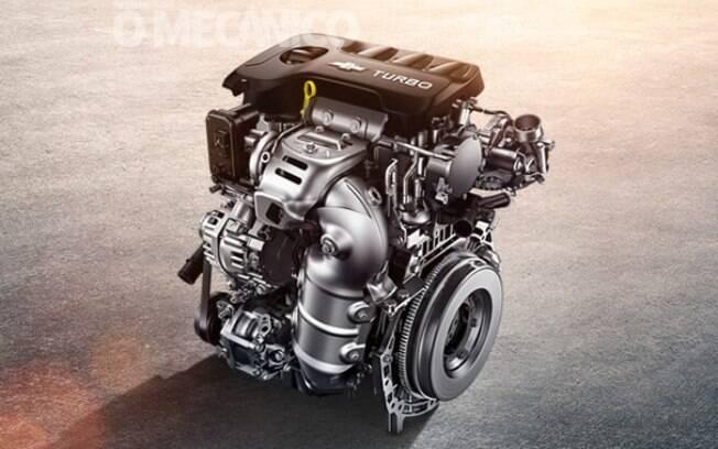 Novo motor 1.0, turbo, de três cilindros, será um dos destaques da nova geração do Chevrolet Onix