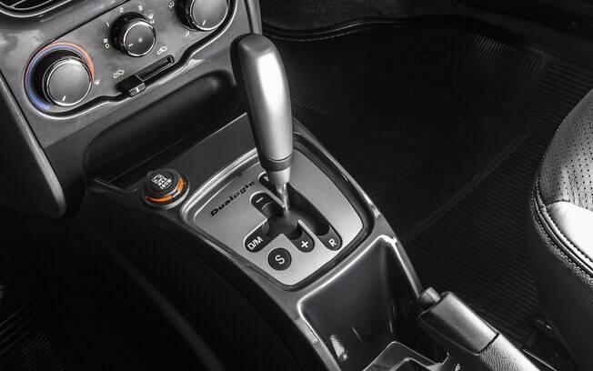 O câmbio automatizado da Fiat Strada deverá dar lugar a uma nova caixa do tipo CVT