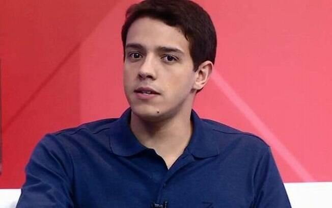 Rafael Oliveira foi um dos demitidos da ESPN e agora está no DAZN