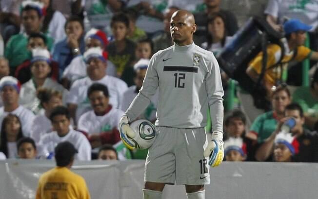 Ex-goleiro Jefferson foi barrado do Mundial sub-20 em 2003 por ser negro