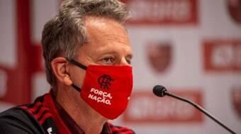 Presidente do Flamengo é cotado para assumir lugar de Caboclo na CBF