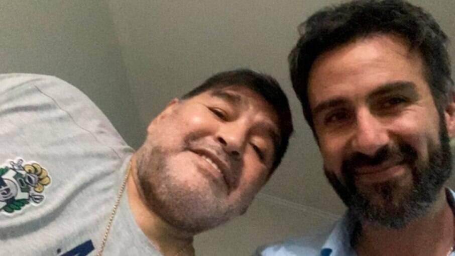 Médico investigado pela morte de Maradona se pronuncia
