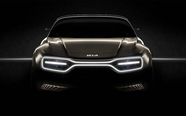 Kia elétrico que estará no Salão de Genebra 2019 conta com apelo esportivo e boa dose de sofisticação
