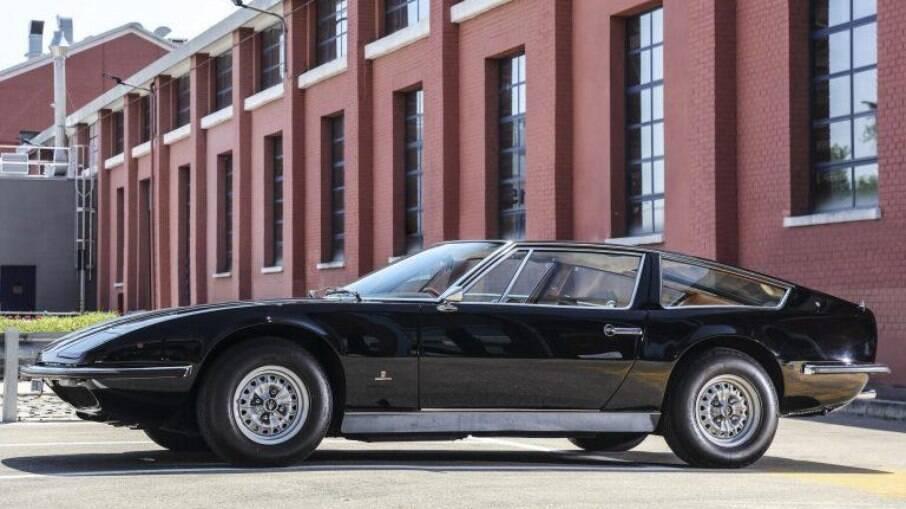 Em 1969, durante o Salão de Genebra, na Suíça, a Maserati lançava oficialmente o Indy