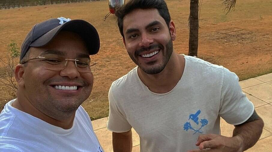 Leandro Nóbrega e Rodolffo Matthaus