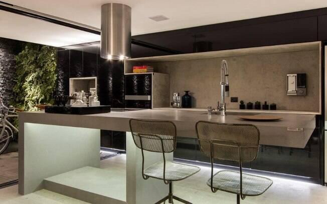 Casa Cor São Paulo 2014 tem ambientes com muita madeira e cores