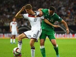 Alemanha vem jogando com vários desfalques em relação ao time que venceu a Copa
