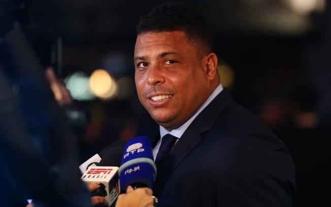 Ronaldo foi eleito o melhor jogador do mundo pela Fifa em três ocasiões