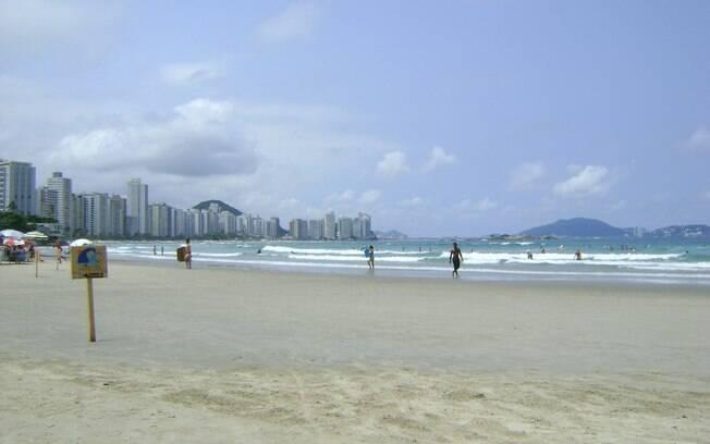 Praias dos litorais de São Paulo estarão fechadas durante a Páscoa