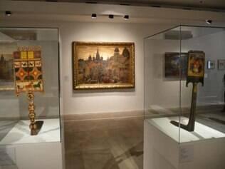 Uma exposição, em Brasília, mostra a trajetória de um dos artistas mais importantes do século 20