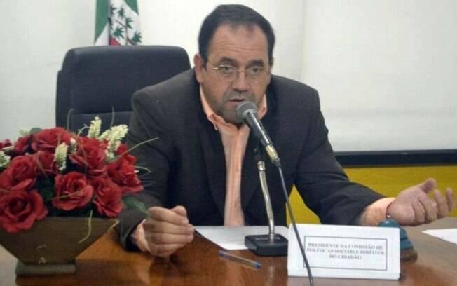 Vereador e PM Davi Brasil é apontado como chefe do grupo paramilitar que atua na região