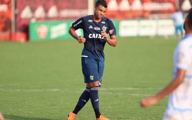 Ederson, ex-jogador do Flamengo