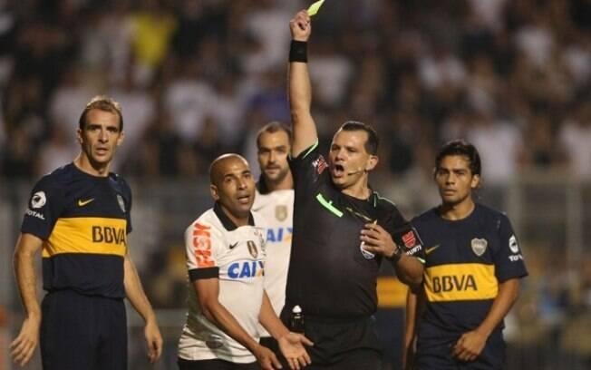 Corinthians x Boca de 2013