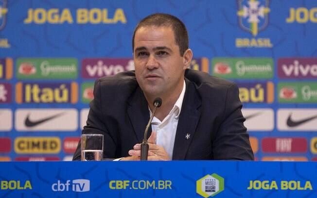 André Jardine convoca seleção sub-23