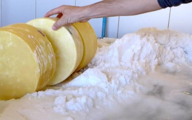 A cidade de Alagoa se destaca pela produção de queijo, com destaque para o premiado Queijo D'Alagoa
