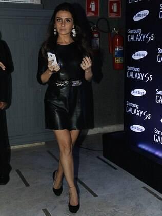 Giovanna Antonelli está em alta