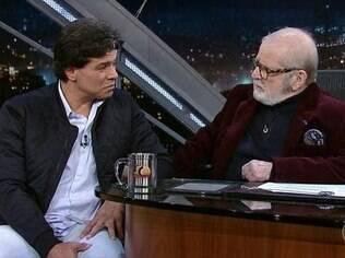 Mauricio Mattar leva invertida de Jô Soares