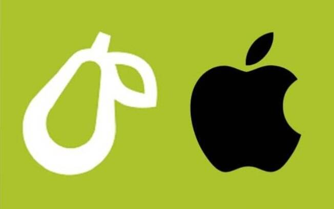 Prepear utiliza uma pera em sua logotipo