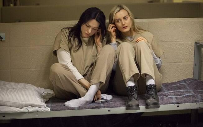 'Orange is the New Black' é uma das indicadas na categoria Melhor Série Comédia