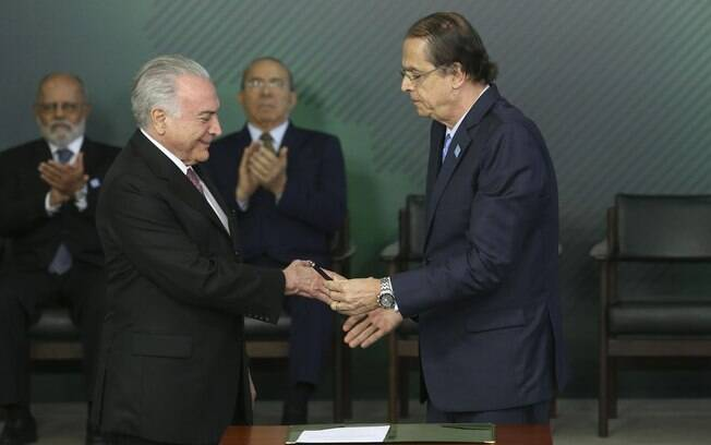 Caio Luiz de Almeida Vieira de Mello, novo ministro do Trabalho de Michel Temer