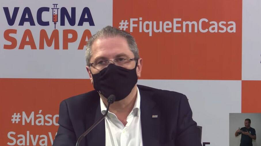 Jean Gorinchteyn, secretário de Saúde do estado de São Paulo