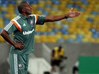 Cristóvão tem bom início no Flu e já acumula três jogos sem levar gol