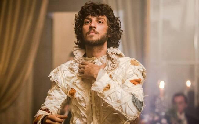 ''Novo Mundo'': Joaquim é um ator malandro que irá se apaixonar pela professora de português de Leopoldina, Anna