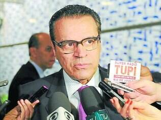 Defesa. O presidente da Câmara, Henrique Alves, defendeu a CPI com participação dos deputados