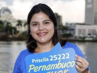 Priscila Krause (DEM) foi eleita fazendo campanha só na internet