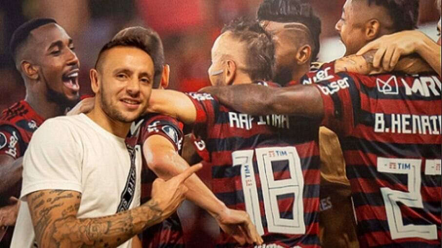 Flamengo vê dificuldade em negociação por Rafinha