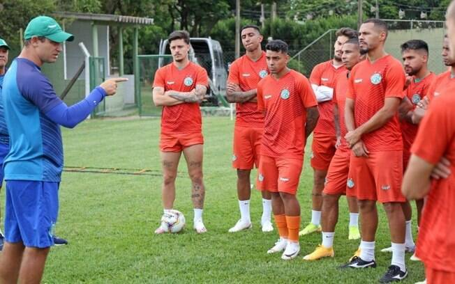 Embalado, Guarani pega Brasil-RS neste domingo