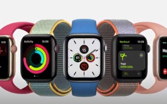 Apple apresentou novos Apple Watches nesta terça-feira
