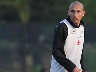 Guiñazu é uma das esperanças dos torcedores para reerguer o Vasco