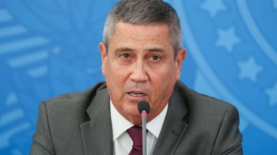 Ministro Braga Netto, chefe da Casa Civil