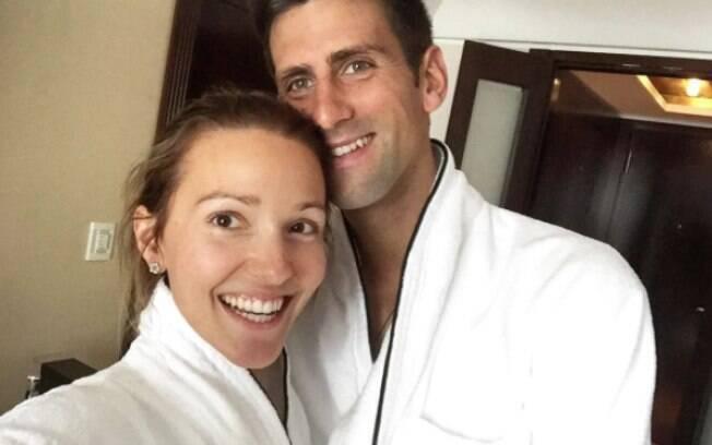Djokovic e Jelena são pais novamente
