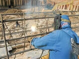 Construção civil é um dos setores com piores resultados