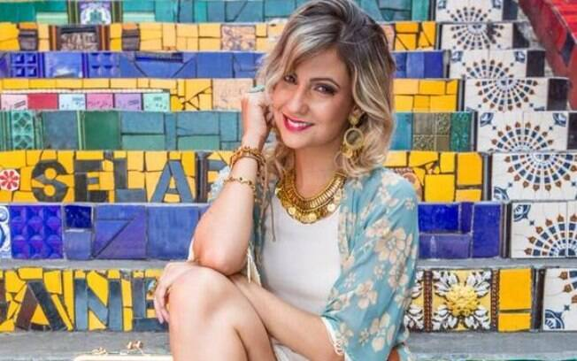 Adriana Dias Cruz, a modelo que uniu Vasco e Flamengo