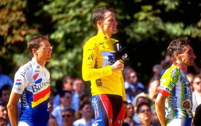 1999 foi a primeira Volta da França vencida  por Lance Armstrong. Ele faturou todas as edições  na tradicional prova até 2005