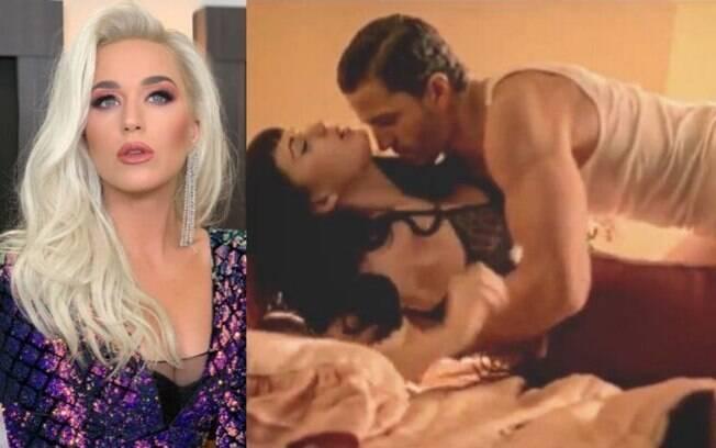 Katy Perry recebe apoio de Anderson Davis, ator que participou do clipe Thinking Of You