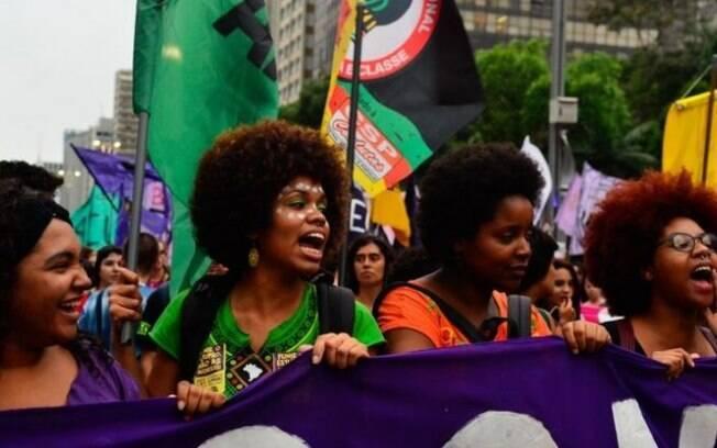 No Brasil, mulheres negras são minoria na política