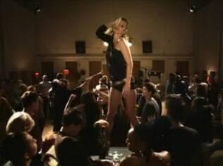 Kate Moss no clipe de Paul McCartney