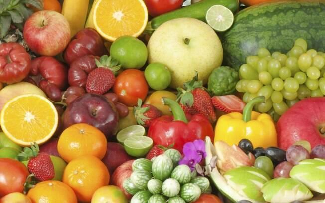 Frutas também estão na lista de detox