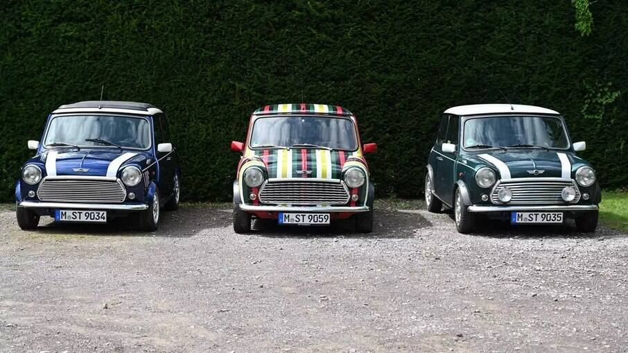 Mini Cooper surgiu em 1961 e foi preparada por John Cooper e se consagrou nas pistas de corrida